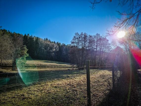 Wanderwege Franken Kammerstein
